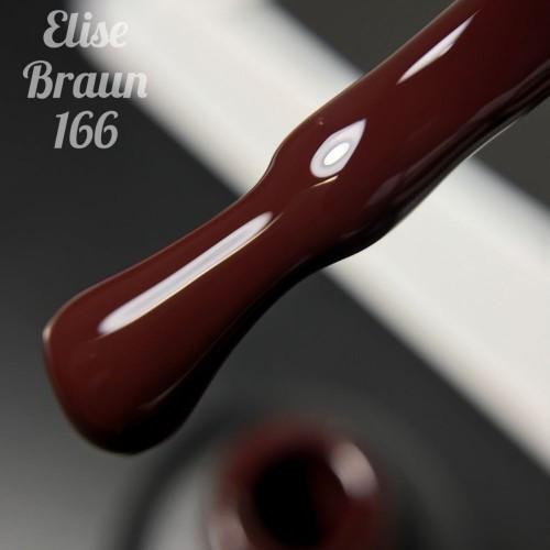 Гель-лак Elise Braun 15 мл, № 166