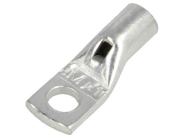 Наконечник силовой (2.5 мм²; болт 6) медный луженый BM012311 (уп. 100 шт.)