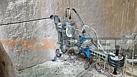 Резка бетона канатной пилой