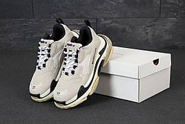 Женские кроссовки Balenciaga Triple S (многослойная подошва)