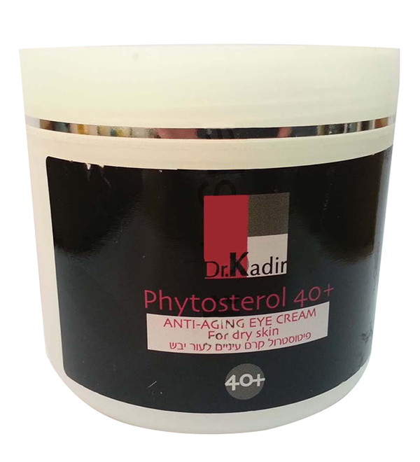 Phytosterol 40+ Крем регенеруючий під очі для сухої шкіри 250 мл Dr.Kadir
