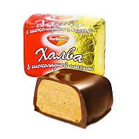 Халва в шоколаде Рот Фронт