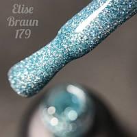 Гель-лак Elise Braun 15 мл, № 179