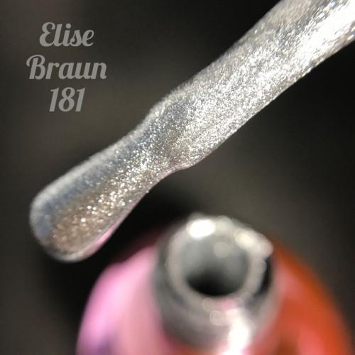 Гель-лак Elise Braun 15 мл, № 181