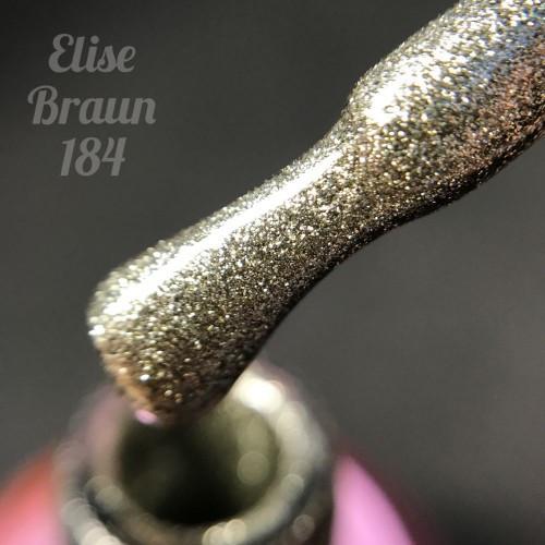 Гель-лак Elise Braun 15 мл, № 184