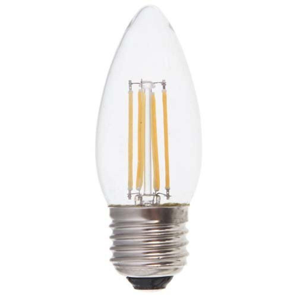 Светодиодная лампа Feron LB-58 C37 E27 230V 4W 400Lm 2700K