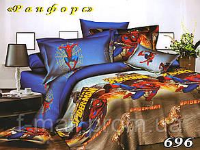 Комплект детского постельного белья Тет-А-Тет (Украина) ранфорс полуторное (696)