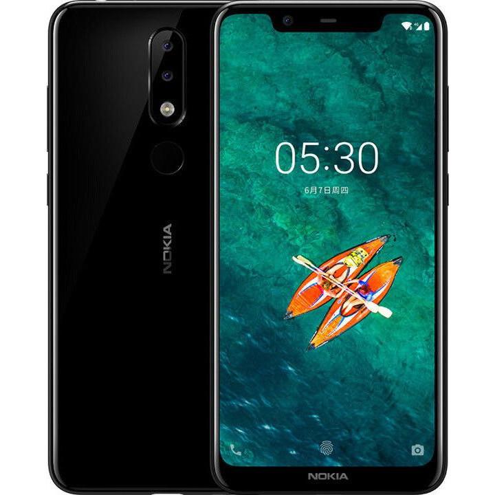 "Смартфон Nokia 5.1 Plus 3/32GB 5,8"" Black"