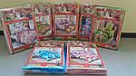Комплект дитячої постільної білизни Тет-А-Тет (Україна) ранфорс полуторна (821), фото 2