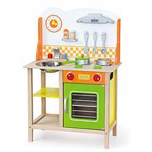 Кухня дерев'яна з аксесуарами Viga 50957