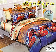 Комплект детского постельного белья Тет-А-Тет (Украина) ранфорс полуторное (821)