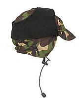 Зимова шапка (Gore-Tex) в забарвленні DPM (ліс). Великобританія, оригінал., фото 1