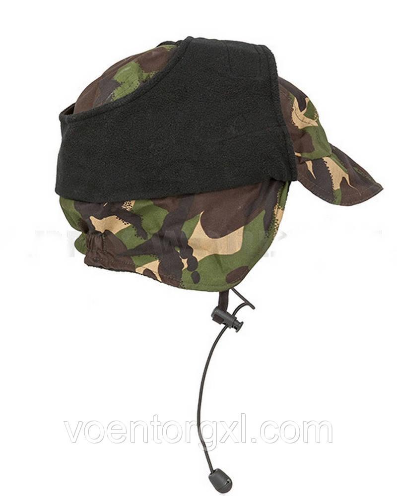 Зимняя шапка (Gore-Tex) в расцветке DPM (лес). Великобритания, оригинал.