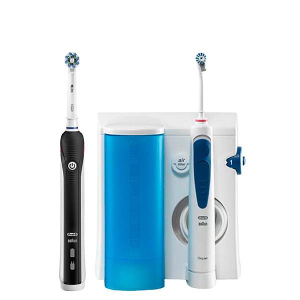 Зубной центр Oral-B OxyJet PRO2 2000 Black ЕС