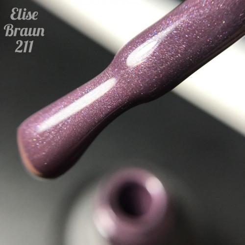 Гель-лак Elise Braun 15 мл, № 211