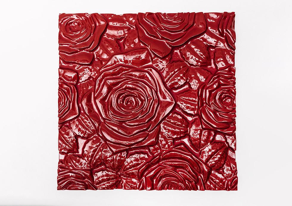 """Гіпсові панелі 3D """"Троянди Premium"""""""