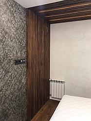 """Деревяные 3D панели """"Reiki Wood"""""""