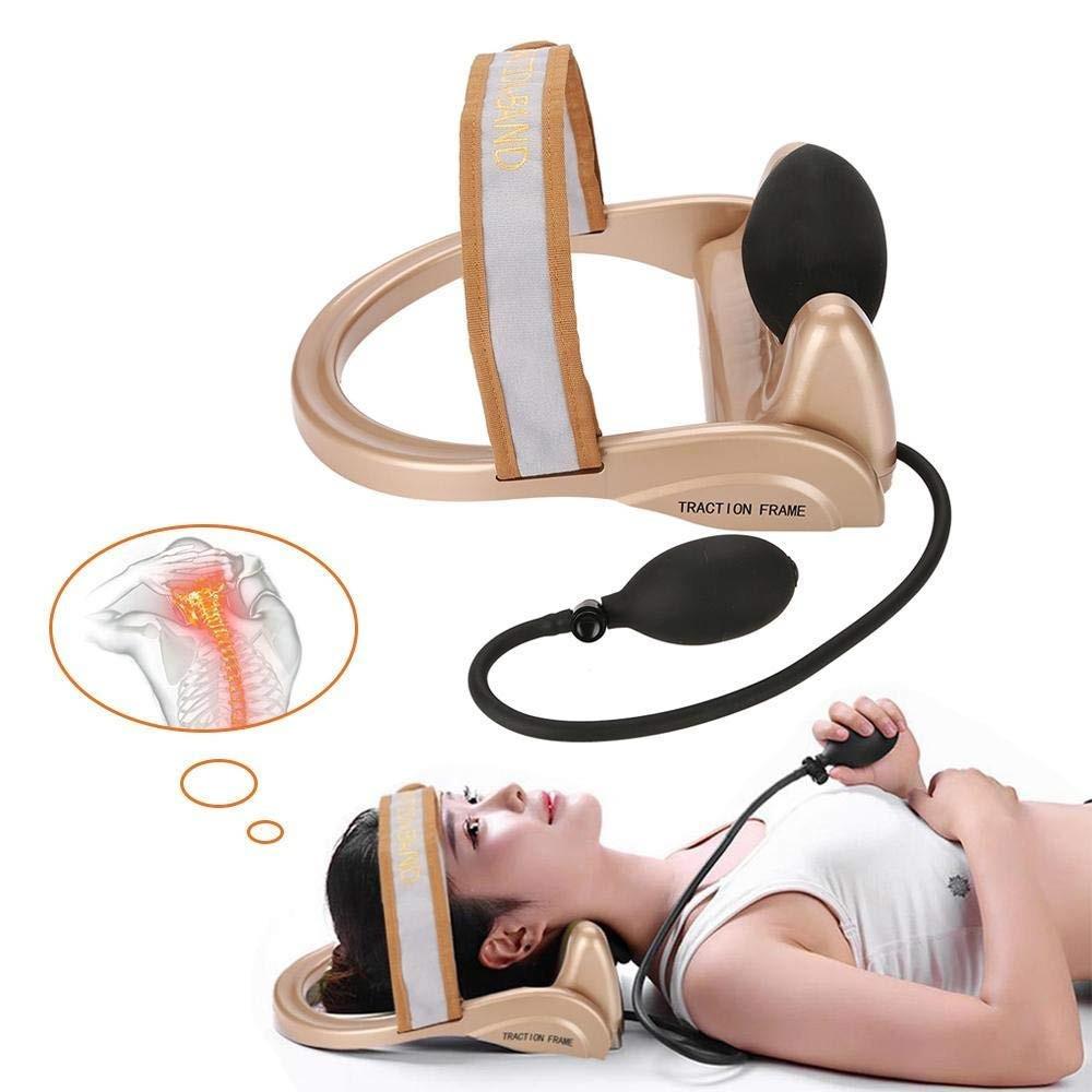 Тренажер для коррекции шейного отдела позвоночника Сervical vertebra traction