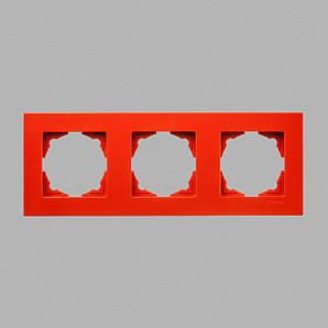 Eqona рамка 3-ая оранжевая