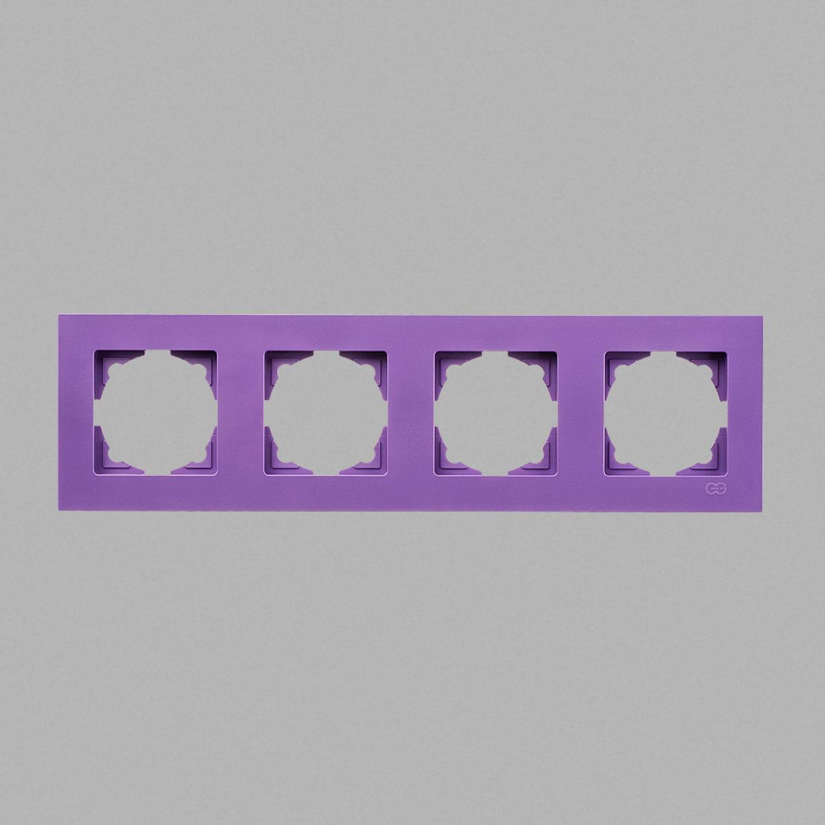 Eqona рамка 4-ая лиловая