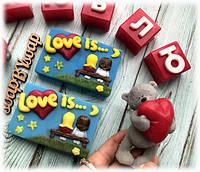 "Мыло ""Love is"""