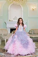 Платье выпускное нарядное для девочки 1209, фото 1