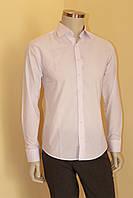 Рубашка мужская 10к  белая, фото 1