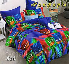Комплект детского постельного белья Тет-А-Тет (Украина) ранфорс полуторное (810)