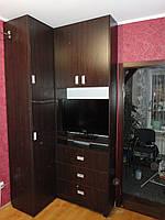 Шкаф - купе угловой в гостинную, фото 1