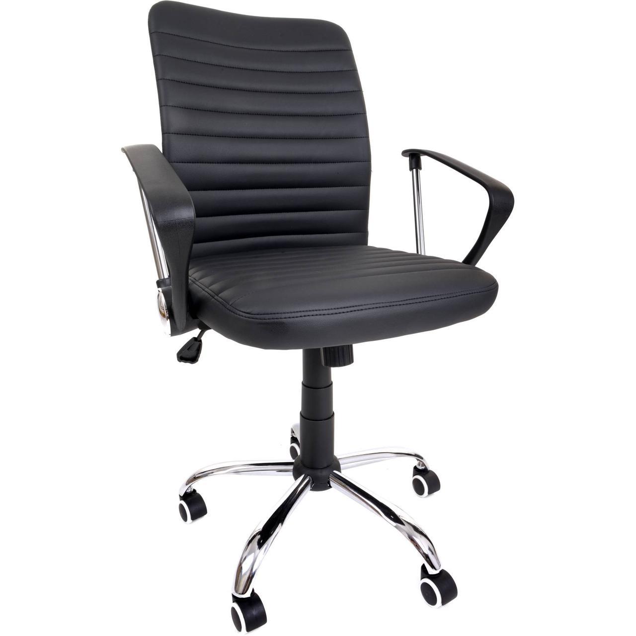 Кресло офисное Ricco черный (9171)