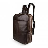 Кожаный повседневный рюкзак Tiding Chocolat
