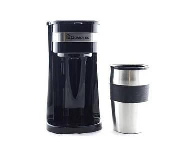 Кофеварка DOMOTEC MS 0709+термо стакан