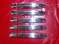 Накладки на ручки TOYOTA RAV-4 06-13 г.в.