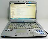 Ноутбук под игры Acer Aspire 5920G Core2Duo и Radeon HD3650 512mb, фото 2