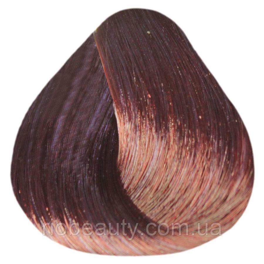 Фарба догляд ESTEL De Luxe 5/60 Світлий шатен фіолетовий для сивини 60 мл