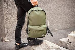 """Рюкзак Adidas """"Хакі"""", фото 3"""