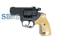 Револьвер под патрон флобера РС 1.0 СЕМ, фото 1