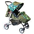 Прогулочная коляска Транс беби Бебикар (Trans Baby Baby car), фото 4