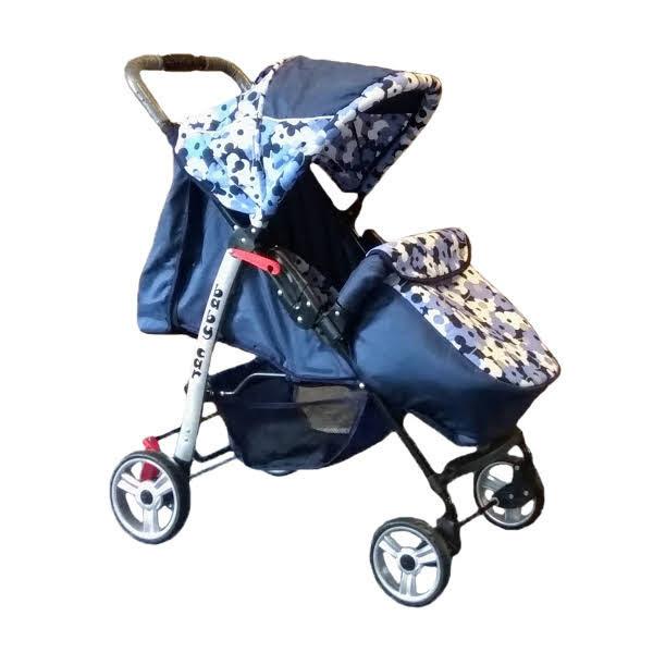 Прогулочная коляска Транс беби Бебикар (Trans Baby Baby car)