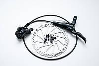 Тормоз дисковый гидравл. передний NUTT Y-1 750мм с ротором 160мм (ED)