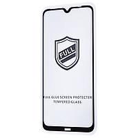 Защитное стекло Full Glue HQ Xiaomi Redmi Note 8T черное