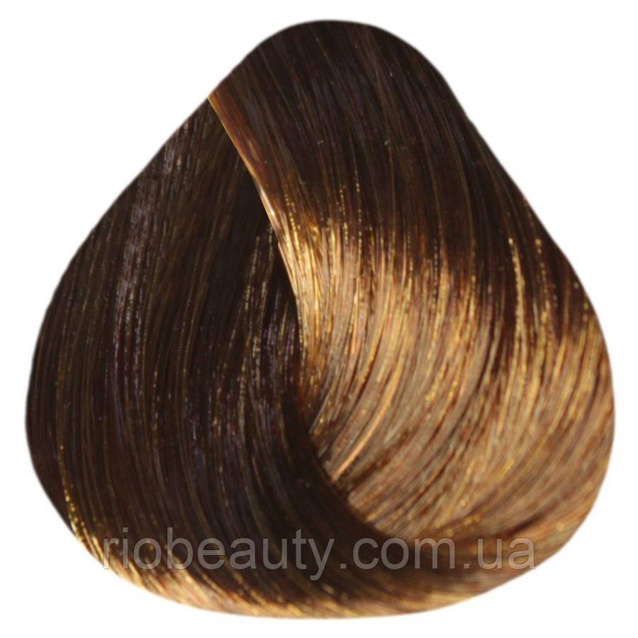 Фарба догляд ESTEL De Luxe 6/74 Темно-русявий коричнево-мідний 60 мл