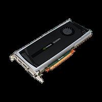 Видеокарта PNY NVIDIA Quadro 4000 (2Gb/256bit/GDDR5/DVI+DisplayPort)