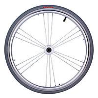 """20"""" x 1"""" заднее надувное колесо для активных колясок"""