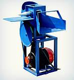 Веткоизмельчитель под электродвигатель с односторонней заточкой ножей, фото 3