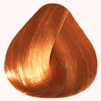 Краска уход ESTEL De Luxe  10/45 Светлый блондин медно-красный  60 мл
