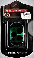 Рамка на камеру для iPhone 11 Pro/iPhone 11 Pro Max зелений