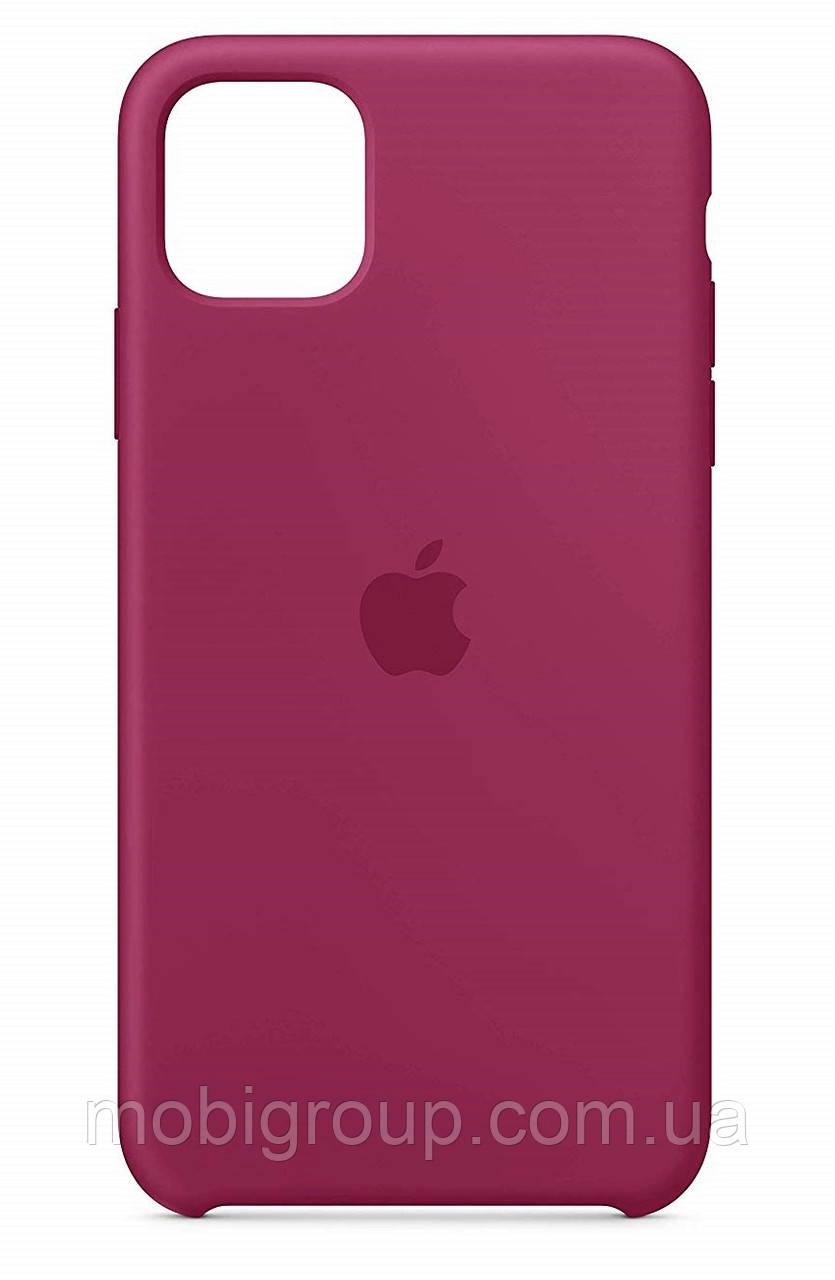 Чехол Silicone Case для iPhone 11 Pro, Pomegranate