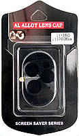 Рамка на камеру для iPhone 11 Pro/iPhone 11 Pro Max чорний