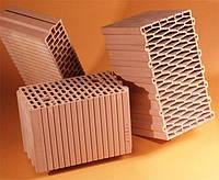 Блоки керамічні porotherm Wienerberger в Городенці,  Болехові,  Бурштині.  Галичі, Долині,